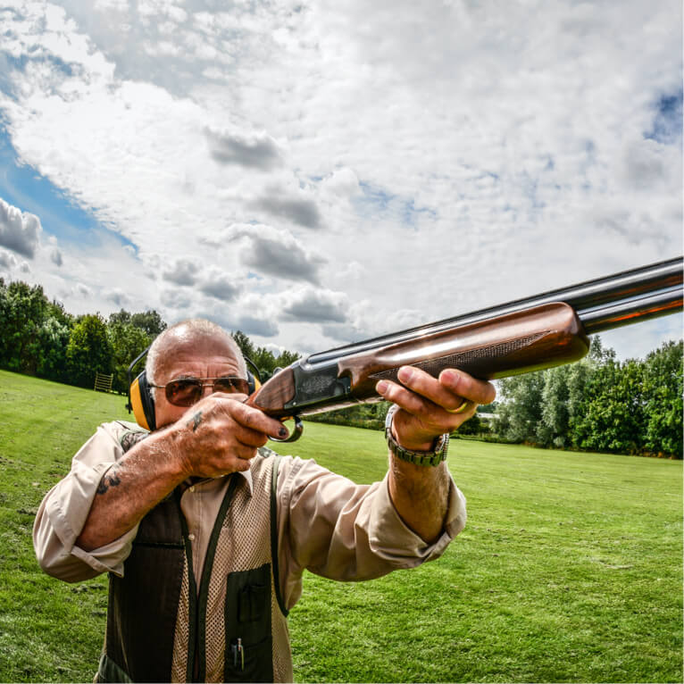 Activity Clay Shooting