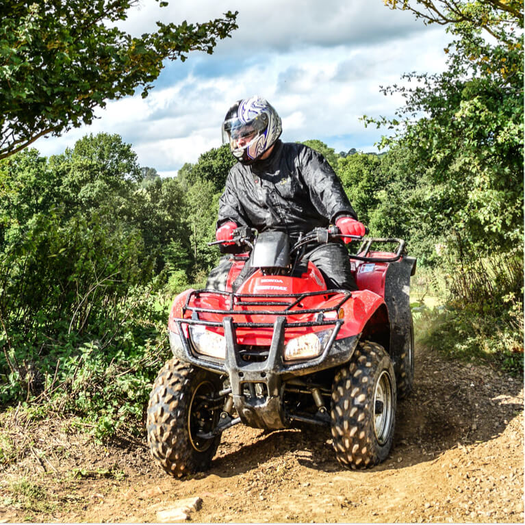 Activity Quad Biking