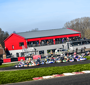 The Break Pad, Whilton Mill's 80-seater clubhouse and restaurant