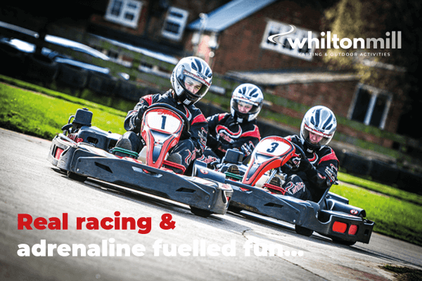 Arrive & Drive<br>30-minutes on the 450M Mill Circuit