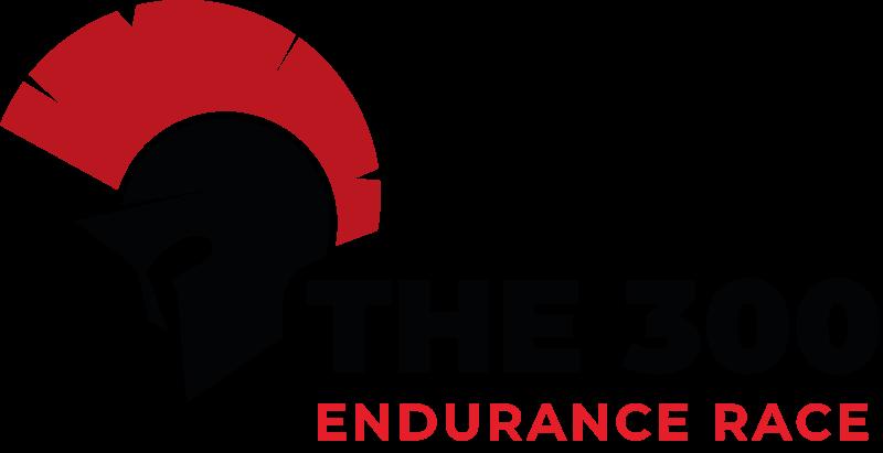 Logo for The 300 endurance race