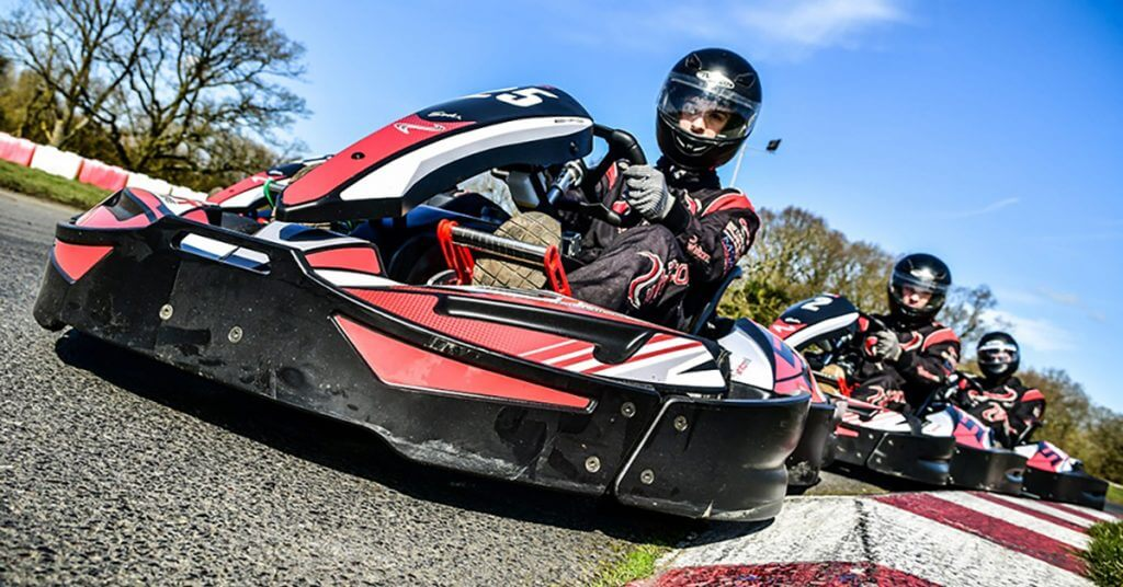 Whilton Mill Karting & Outdoor Activities