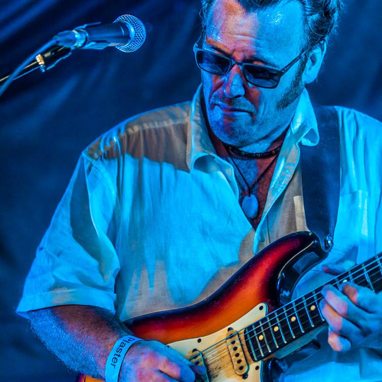 Tommy Allen Blues Rock Guitarist